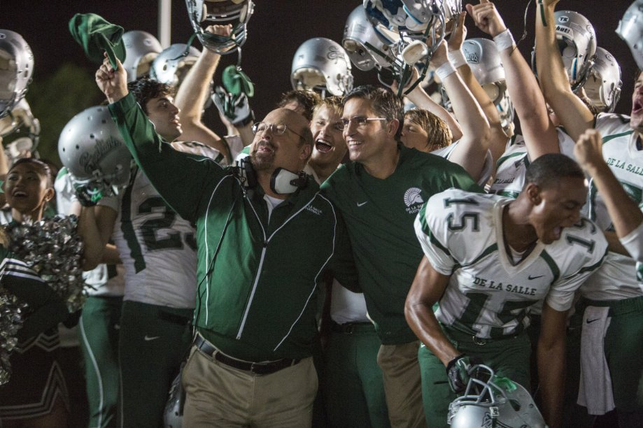 When the Game Stands Tall Jim Caviezel Michael Chiklis