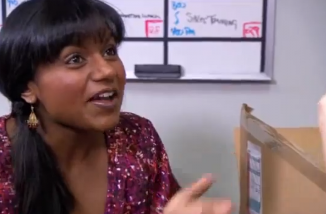 kelly kapoor the mindy project