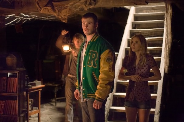 cabin in the woods screenshot e1356987417573 2012 movies   a few of my favorite things