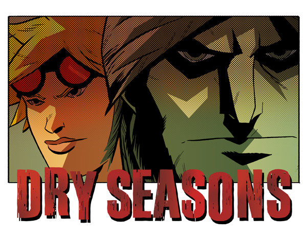 dry seasons comic joey groah
