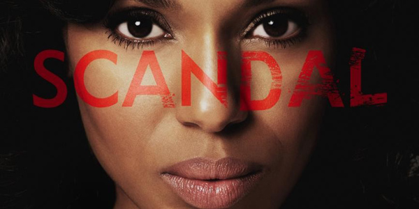 Kerry Washington stars in Scandal