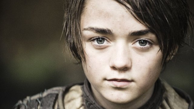 Game of Thrones Arya Season Three