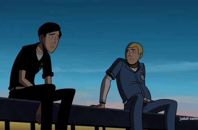 Hank and Dean Venture - The Venture Bros.