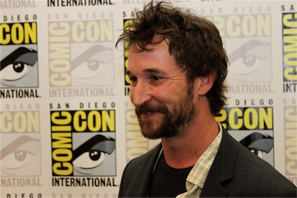 Noah Wyle on the Librarian theatrical movie [noahwyle sdcc10] (IMAGE)