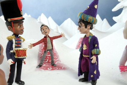 I've been hearing for months that Community was planning a stop-motion episode, and early reviews of the stop-motion Christmas extravaganza were ...