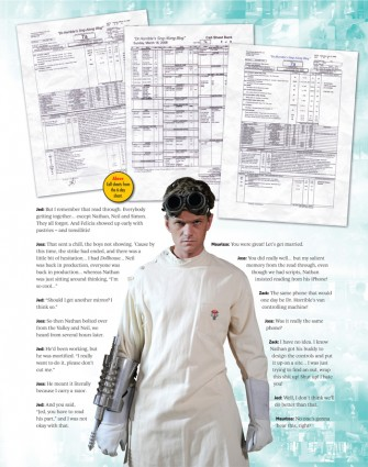Five reasons why you want the Dr. Horrible book NOW [11 335x425] (IMAGE)
