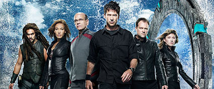 "A look at the ""Stargate Atlantis"" complete series Blu-ray"