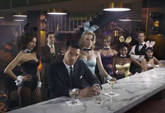 The Playboy Club needs feminism   Monthly Musings [The Playboy Club cast photo] (IMAGE)