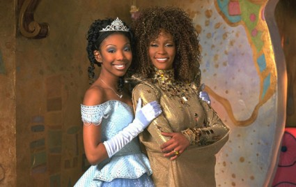 Remembering Whitney Houstons Cinderella   CliqueClack Flashback [whitneyhoustongodmother 425x268] (IMAGE)