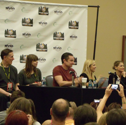 Buffy: 20th Anniversary Panel   Philly Comic Con [Video] [Buffy Panel] (IMAGE)