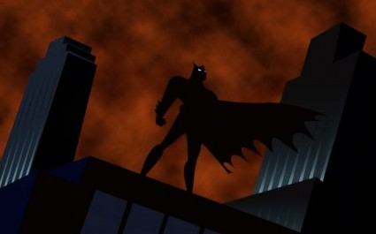 Batman: The Animated Series   Batman Month on CartoonClack [batman animated series 425x265] (IMAGE)