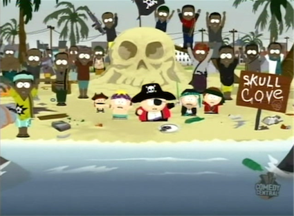 South Park   Somalian Pirates We [sp pirates] (IMAGE)