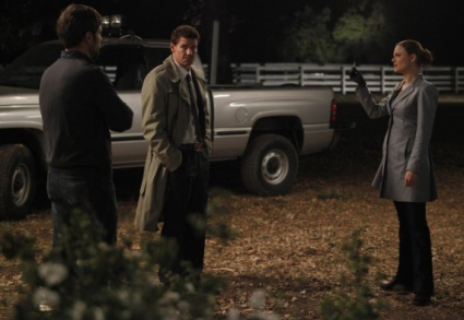 booth and bones. Bones Seeley Booth, and love