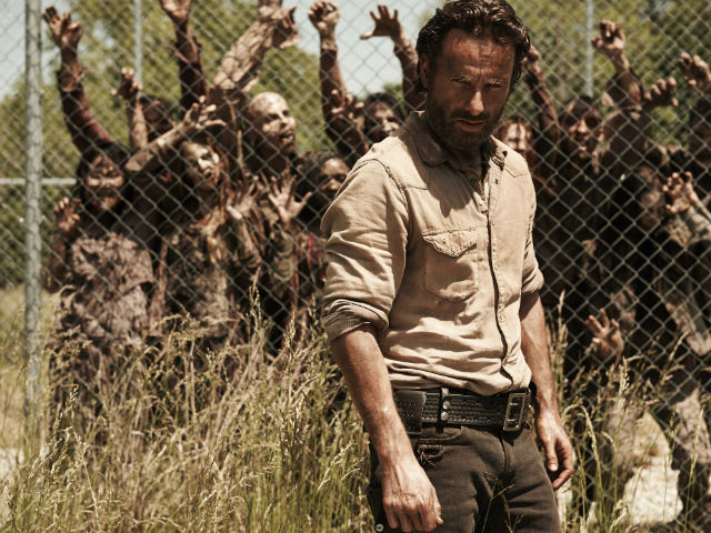Rick The Walking Dead S4 rev
