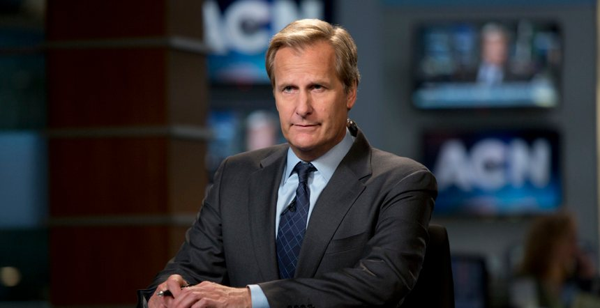 The Newsroom Main Justice Jeff Daniels