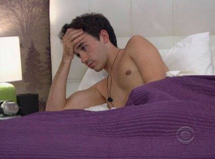 "Ian has to make a decision on ""Big Brother"""